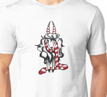 Christmas Goat 2 Unisex T-Shirt