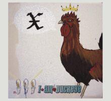 Rooster - I am Duckeye T-shirt & Hoodie by Sam Haycroft