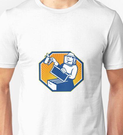 Beekeeper Honey Farmer Apiarist Apiculturist Unisex T-Shirt