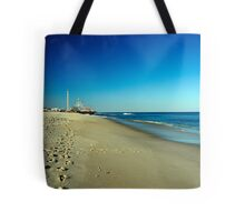 Gone But Not Forgotten - Funtown Pier Tote Bag