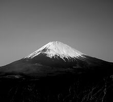 Mt Fuji by Simon Read