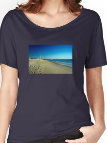 Gone But Not Forgotten - Funtown Pier Women's Relaxed Fit T-Shirt