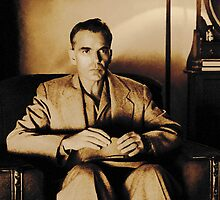 """Billy Bob Thornton @ """"The Man Who Wasn't There"""" by Gabriel T Toro"""