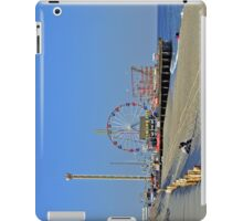 Summer Fun - Funtown Pier Seaside Heights NJ iPad Case/Skin