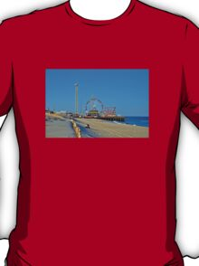 Summer Fun - Funtown Pier Seaside Heights NJ T-Shirt