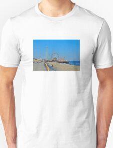 Summer Fun - Funtown Pier Seaside Heights NJ Unisex T-Shirt
