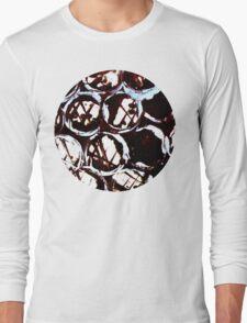 splattering & masking Long Sleeve T-Shirt