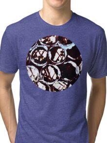 splattering & masking Tri-blend T-Shirt