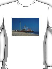 Funtown Pier - As It Was T-Shirt