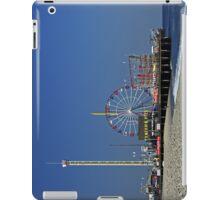Funtown Pier - As It Was iPad Case/Skin