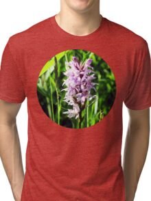 wild Orchid Tri-blend T-Shirt