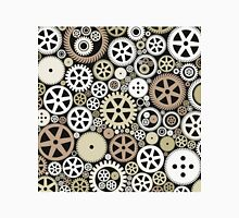Background of gears Unisex T-Shirt