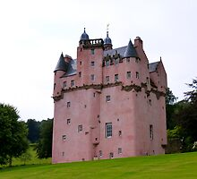 Craigievar Castle by Scotland2008
