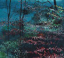 Flora 1 by Anil Nene