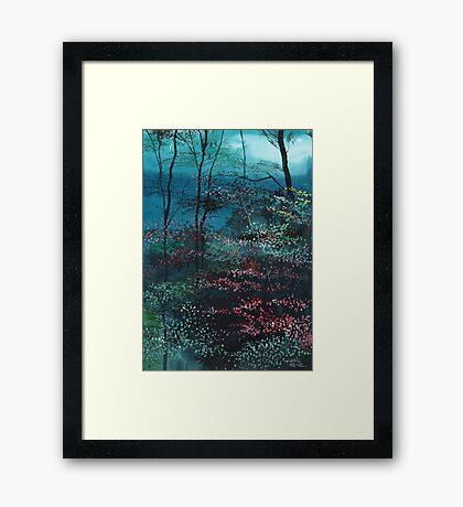 Flora 1 Framed Print
