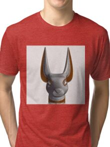 Anubis by Pierre Blanchard Tri-blend T-Shirt