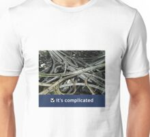 Status: Complicated Unisex T-Shirt