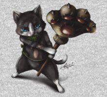 Monster Hunter : Merarou cat Kids Clothes