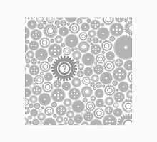 Background of gears3 Unisex T-Shirt