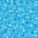 magic night sky by BoYusya