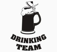Drinking Team by BrightDesign