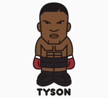 Mike Tyson by JamesShannon