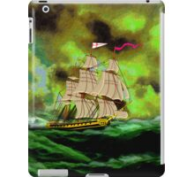 HMS Boreas, captain Horatio Nelson iPad/iPhone/iPod cases iPad Case/Skin