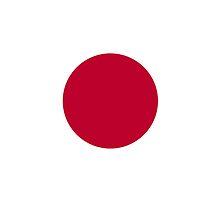 Smartphone Case - Flag of Japan I by Mark Podger