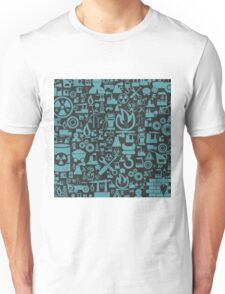 Background the industry2 Unisex T-Shirt