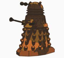 Funky Camo Sneaky Dalek Kids Clothes