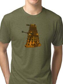 Funky Camo Sneaky Dalek Tri-blend T-Shirt
