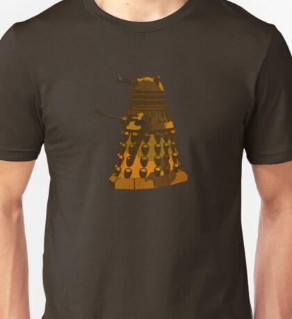Funky Camo Sneaky Dalek Unisex T-Shirt