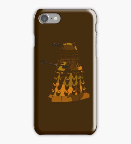 Funky Camo Sneaky Dalek iPhone Case/Skin