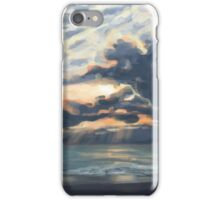 Sunday Sunset iPhone Case/Skin