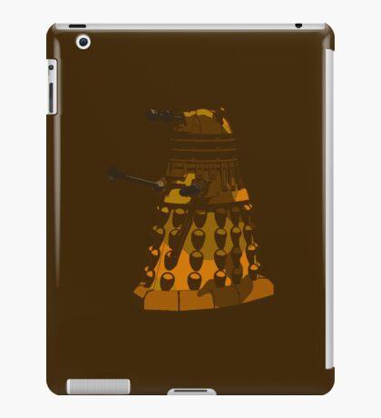 Funky Camo Sneaky Dalek iPad Case/Skin