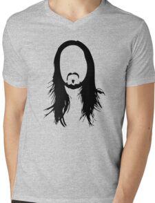 Steve Aoki Mens V-Neck T-Shirt