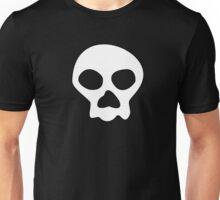 Jimbo Jones Skull Unisex T-Shirt