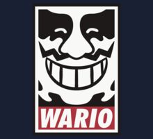 Obey Wario by Neil Wolf