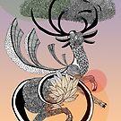 Elamamn, autumn creature by UmbreoNoctie
