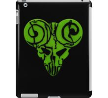 destiny pick iPad Case/Skin