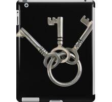 Keys - Get the matching handcuff shirt! iPad Case/Skin