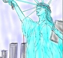 LADY LIBERTY  by Semmaster