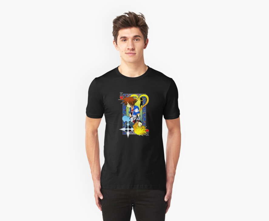 King of the Hearts by coinbox tees