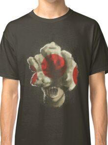 Mushroom Kingdom clicker [Red] - Mario / The Last of Us Classic T-Shirt