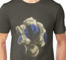 Mushroom Kingdom clicker [Blue] - Mario / The Last of Us Unisex T-Shirt