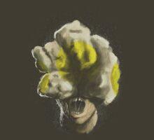Mushroom Kingdom clicker [Yellow] - Mario / The Last of Us by Joshua Noland