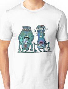 the strange couple Unisex T-Shirt