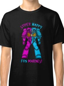 SUPER FUN MARINES. Classic T-Shirt