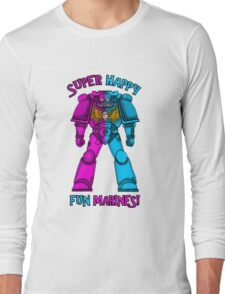 SUPER FUN MARINES. Long Sleeve T-Shirt