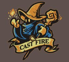 Cast Fire! Kids Clothes